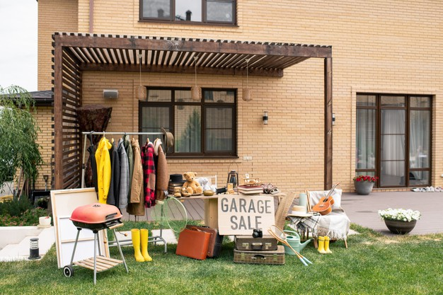 Why You Need a Storage Unit for Garage Sale Season